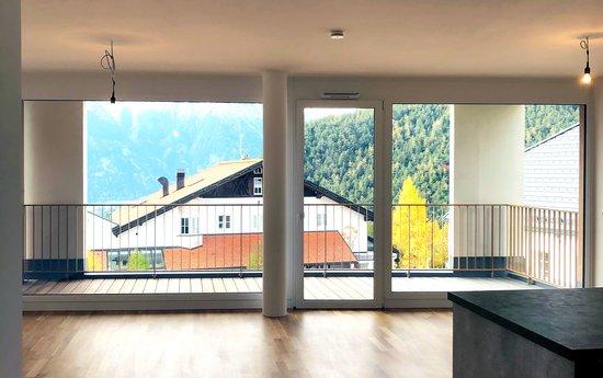 Wohnbereich mit Ausblick